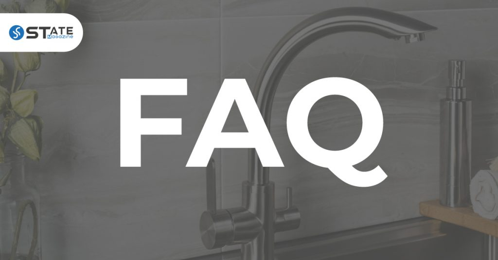 FAQ about kitchen faucets