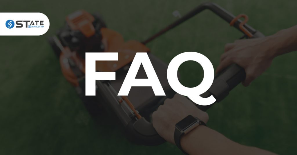 Frequently Asked Questions about lawnmowers