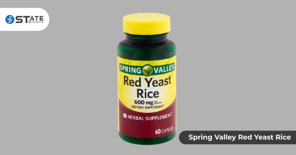 Spring Valley Red Yeast Rice